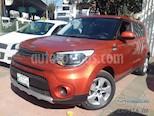 Foto venta Auto usado Kia Soul LX Aut (2018) color Naranja precio $260,000