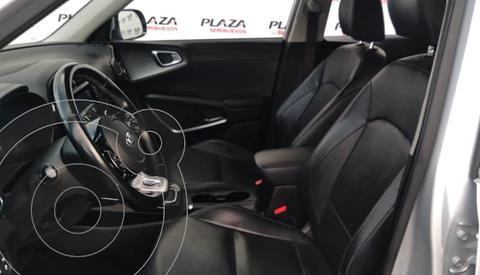 Kia Soul EX Pack Aut usado (2020) color Plata Dorado precio $348,000