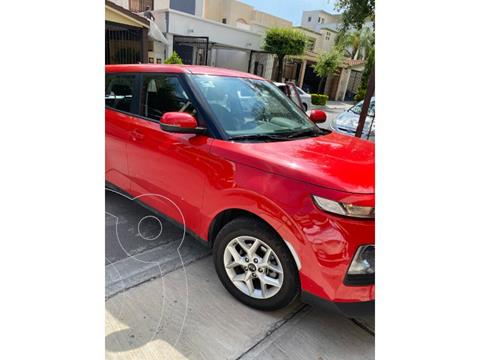 Kia Soul EX Aut usado (2020) color Rojo Infierno precio $255,000