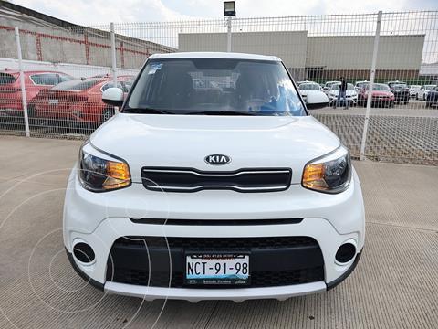 Kia Soul LX usado (2019) color Blanco precio $238,000