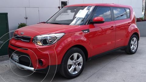 Kia Soul LX usado (2018) color Rojo precio $255,000