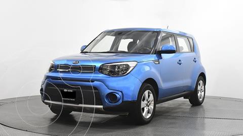 Kia Soul LX Aut usado (2019) color Azul precio $291,000