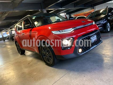 Kia Soul EX Aut usado (2020) color Rojo Infierno precio $320,000