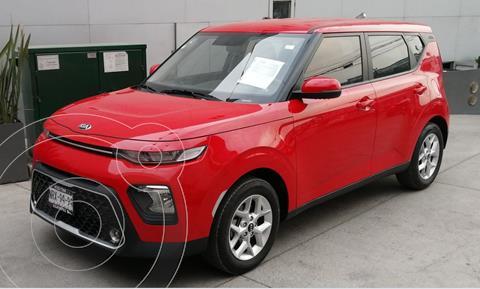 Kia Soul LX usado (2020) color Rojo precio $288,000