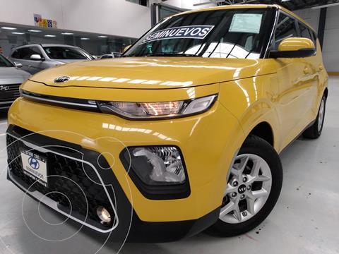 Kia Soul LX usado (2020) color Amarillo precio $295,000