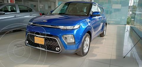 foto Kia Soul LX Aut usado (2020) color Azul precio $285,000