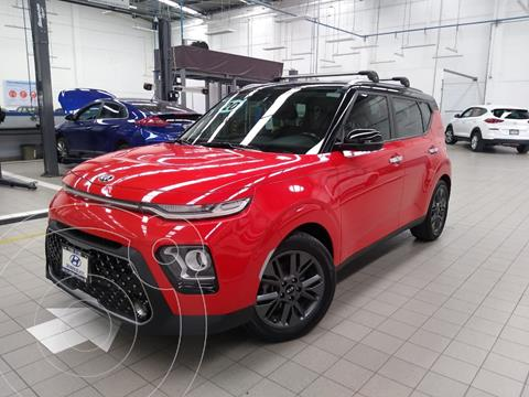 Kia Soul EX Aut usado (2020) color Rojo precio $350,000