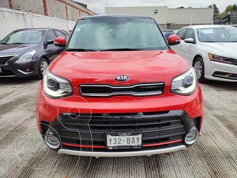 Kia Soul SX Aut usado (2019) color Rojo Infierno precio $350,000