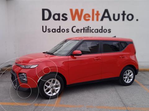 Kia Soul LX 5P 121HP L4 1.6L ABS BA AC R16 AT usado (2020) color Rojo precio $299,000