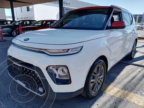 Kia Soul EX Aut usado (2020) color Blanco precio $354,000