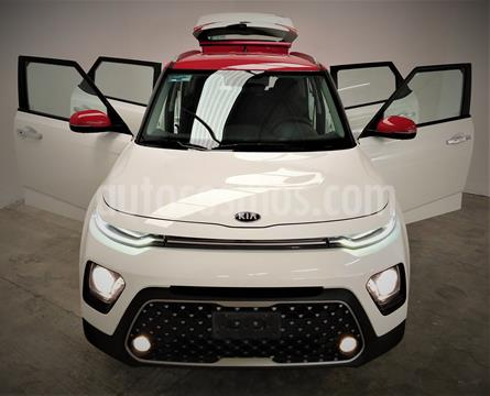Kia Soul EX Aut usado (2020) color Blanco precio $295,999