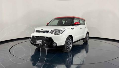 Kia Soul EX Aut usado (2016) color Blanco precio $239,999