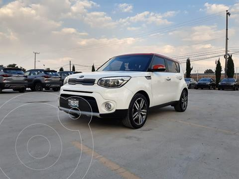 Kia Soul EX Aut usado (2019) color Blanco precio $293,800