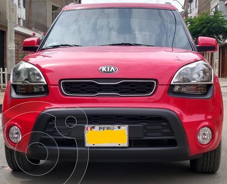 KIA Soul EX Full usado (2013) color Rojo precio u$s8,700