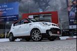 Foto venta Auto usado Kia Soul SX Aut (2018) color Blanco precio $350,000