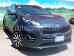 Foto venta Auto usado Kia Sportage 5p EX Pack L4/2.0 Aut (2017) color Azul Marino precio $350,000