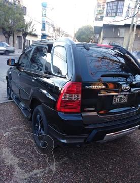 KIA Sportage EX 4x4 CRDi usado (2008) color Negro precio $1.400.000