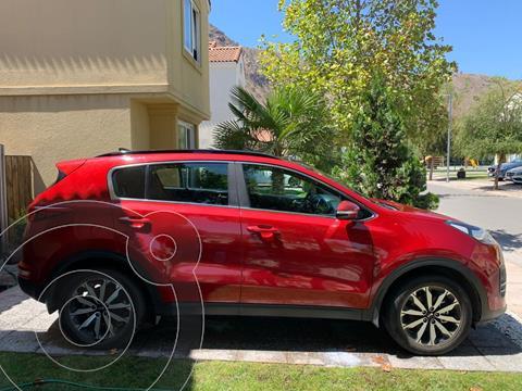 Kia Sportage 2.0L LX Special Pack  usado (2018) color Rojo precio $16.150.000
