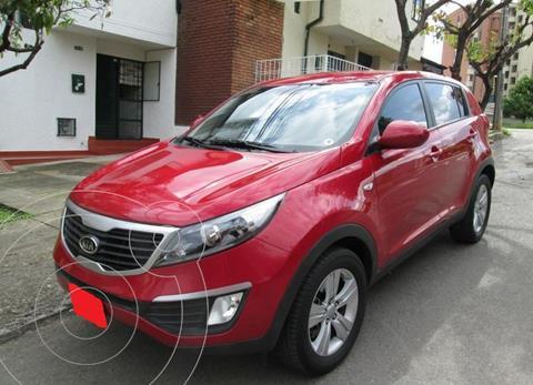 KIA Sportage 2.0L Revolution 4x2 Ac usado (2012) color Rojo precio $48.000.000