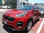 Foto venta Auto usado Kia Sportage EX 2.0L Aut (2017) color Rojo precio $298,000