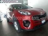 Foto venta Auto usado Kia Sportage EX 2.0L Aut (2017) color Rojo precio $319,000