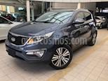 Foto venta Auto usado Kia Sportage EX 2.0L Aut (2016) color Gris precio $285,000