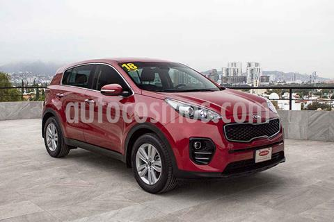 Kia Sportage EX 2.0L Aut usado (2018) color Rojo precio $314,700
