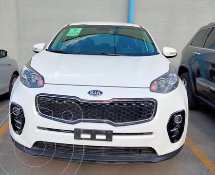 Kia Sportage EX 2.0L usado (2018) color Blanco precio $330,000