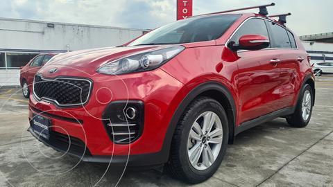 Kia Sportage EX 2.0L Aut usado (2018) color Rojo precio $339,000