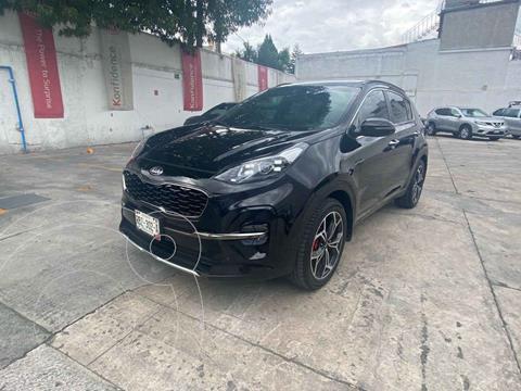 Kia Sportage SX 2.4L usado (2019) color Negro precio $455,000