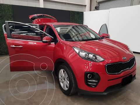 Kia Sportage EX 2.0L usado (2018) color Rojo precio $339,999