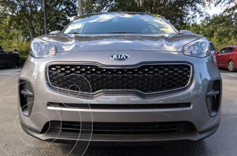 Kia Sportage LX 2.0L Aut usado (2019) color Plata precio $280,000