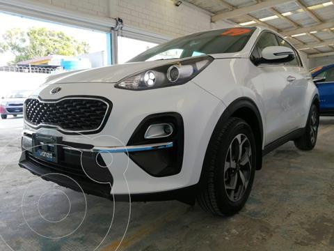 Kia Sportage EX 2.0L usado (2019) color Blanco precio $365,000