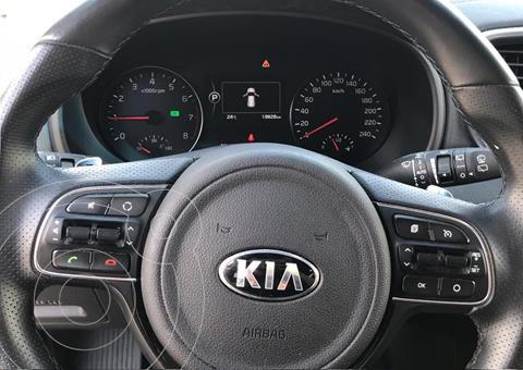 Kia Sportage SXL AWD 2.4L usado (2018) color Oro precio $140,500