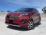 Foto venta Auto usado Kia Sportage SXL 2.4L (2017) color Rojo precio $395,000