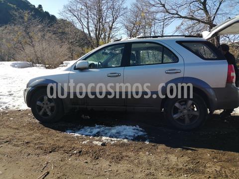 Kia SSorento EX 2.4L 4X4 usado (2008) color Gris precio $7.000.000