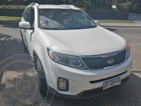 Kia SSorento EX 2.4L 4X2 Aut usado (2014) color Blanco Nieve precio $13.200.000