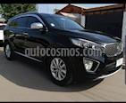 Kia SSorento EX 2.4L 4X2 usado (2017) color Negro precio $12.990.000