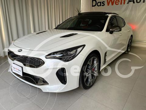 Kia Stinger GT 3.3L TWIN TURBO V6 TA usado (2019) color Blanco precio $620,000