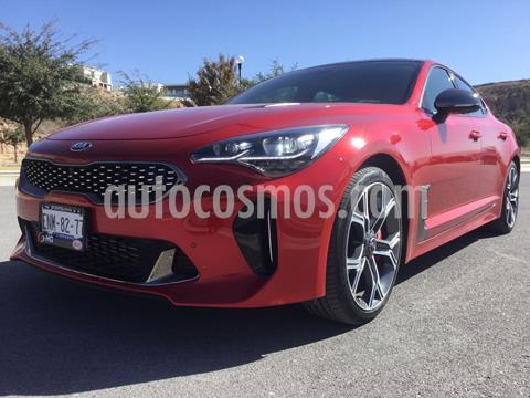 Kia Stinger GT Line usado (2019) color Rojo precio $655,000