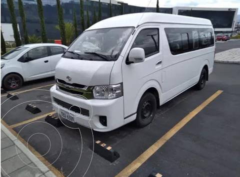 King Long Van Kingo 2.8L Diesel 14P  usado (2020) color Blanco precio u$s25.000