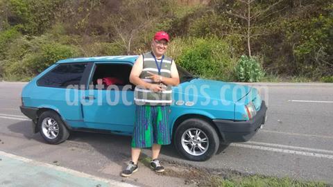 Lada Samara 3P 21080 L4 1.3 8V usado (1992) color Azul precio u$s500