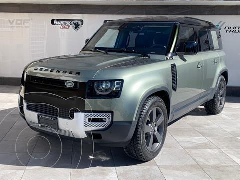 Land Rover Defender SE Premium 110 usado (2020) color Verde precio $2,350,000