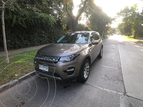 Land Rover Discovery Sport 2.0 SE usado (2016) color Bronce precio $22.900.000