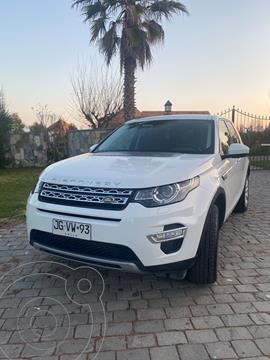 Land Rover Discovery Sport 2.0L HSE Lux  usado (2017) color Blanco precio $25.000.000