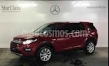 Foto venta Auto usado Land Rover Discovery Sport HSE (2015) color Rojo precio $569,000