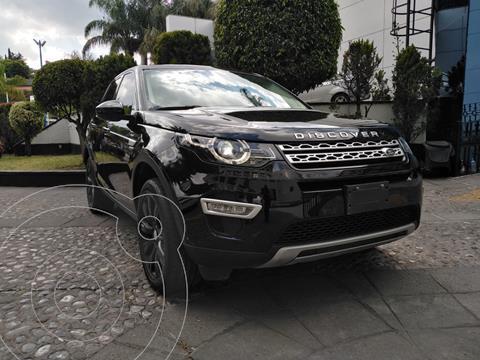 Land Rover Discovery Sport HSE Luxury usado (2018) color Negro precio $850,900