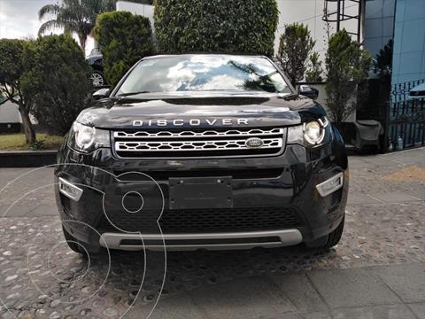 Land Rover Discovery Sport HSE Luxury usado (2019) color Negro precio $850,000