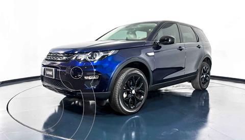 Land Rover Discovery Sport P 250 HSE MHEV usado (2019) color Azul precio $896,999