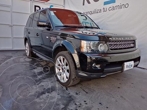 Land Rover Discovery Sport HSE usado (2013) color Negro precio $450,000